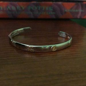 Alex and Ani 7 years at Hogwarts cuff bracelet
